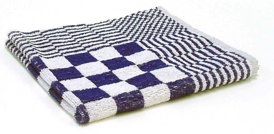 Handdoeken en theedoeken schoonmaakartikelen groothandel van der kolk schoonmaakwaren - Keuken blauw en wit ...